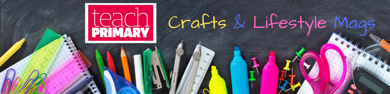 Teach Primary Benefits : Select your FREE copy of a Crafts or Lifestyle title!