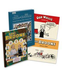 The Broons & Oor Wullie Ultimate Pack 2020