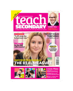 Teach Secondary Magazine