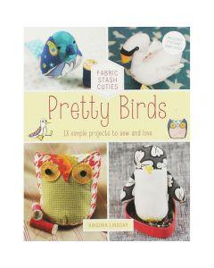 Fabric Stash Cuties Pretty Birds