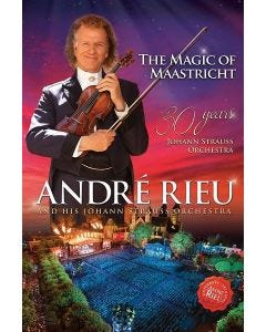 André Rieu:  Magic of Maastricht DVD