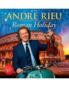 André Rieu:  Roman Holiday CD/DVD
