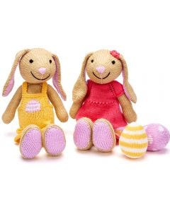 Arthur and Rose Bunnies Patterns
