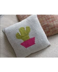 Cactus Cushion Cover