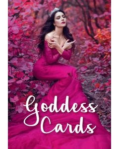 Goddess Card Deck