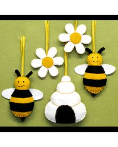Corinne La Pierre Bee Hive Sewing Kit