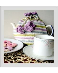 Simple Stripes Tea Cosy Pattern