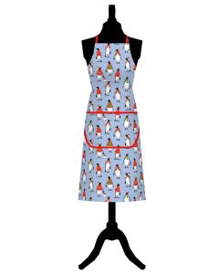 Cosy Penguins Cotton Apron