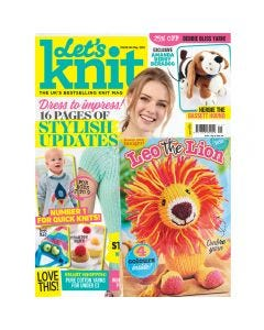 Let's Knit May 2019