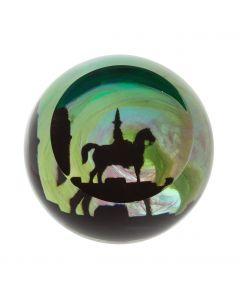 Caithness Glass Landmarks - Duke of Wellington Paperweight