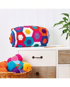 Fiesta Bolster Cushion Pattern