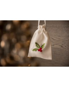 Holly Drawstring Bag