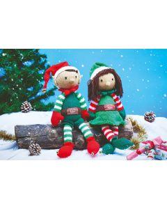Holly & Jolly The Elves Knit Kit