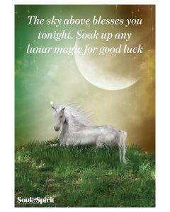 Lunar Magic Poster