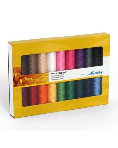 Mettler Threads (18 Pack)