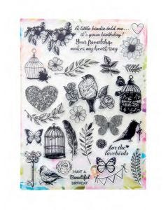 Songbird Stamp Set
