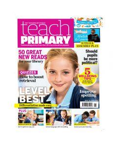 Teach Primary Magazine