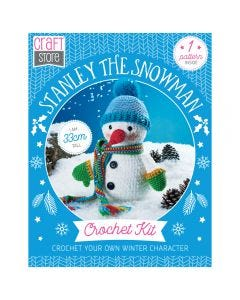 Stanley the Snowman Pattern