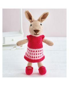 Betty the Bunny Yarn Kit