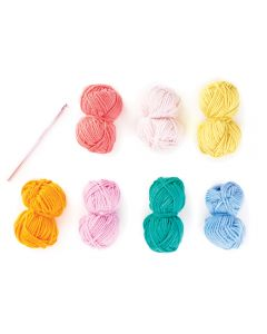 Make It Today 45 Yarn Kit