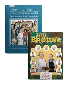 The Broons Book Pack 2020