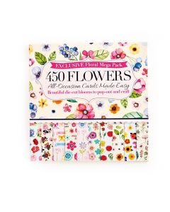 450 Flowers Die Cut Kit