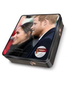 Walkers Royal Engagement Shortbread Tin