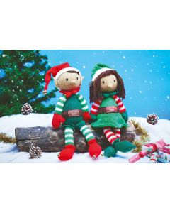 Holly & Jolly The Elves Knit Kit
