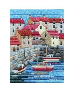 Coastal Summer Long Stitch Kit