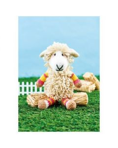 Larry the Lamb Pattern