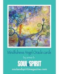 Mindfulness Angel Card Deck