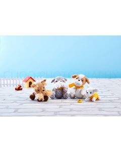 Puppy Pals Yarn Kit