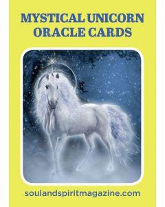 Mystical Unicorn Card Deck