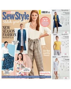 Sew Style - Stitch Your Look! Bookazine
