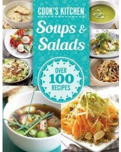 Soups and Salads Book
