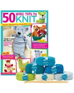 50 More Toys to Knit