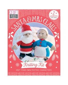 Santa and Mrs Claus Patterns