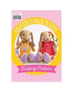 Arthur and Rose Bunnies Patterns