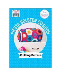 Fiesta Bolster Cushion Pattern