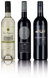 Classic Wine Trio (Red,Red,White)