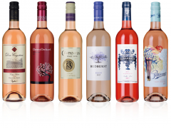 Classic Rose Wine Selection (6 bottles)