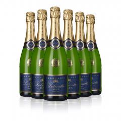 Delmotte Champagne (6 bottles)