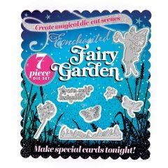 Enchanted Fairy Garden Die Set