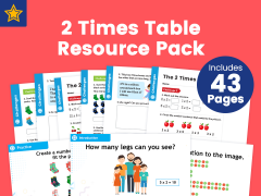2 Times Table Resource Pack: Teaching, Practising & Investigating – PowerPoint & Activity Worksheets