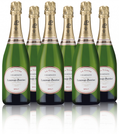 Laurent-Perrier La Cuvee (6 bottles)