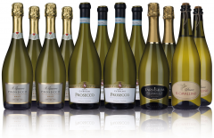 Classic Prosecco Mixed Selection (12 bottles)
