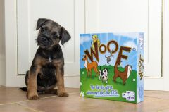 Woof Board Game - The Dog Plays Too: As Seen On TV