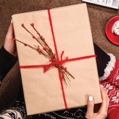 Half Price Papercrafting Gift Box Worth £60