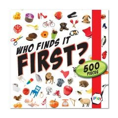 Who Finds It First: Exclusive Board Game