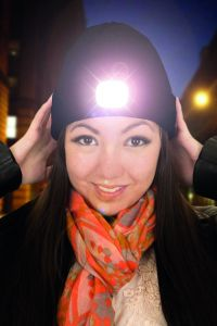 BEAMIE LED Light Up Beanie